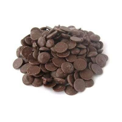 CAROB BUTTONS WITH SUGAR