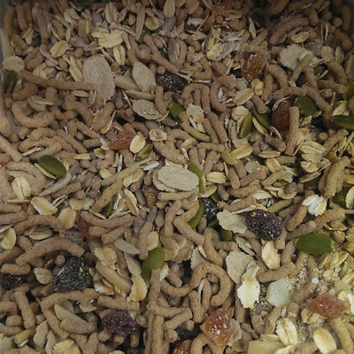 MUESLI LOW CARB