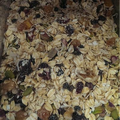 MUESLI NUTS & CRAISINS