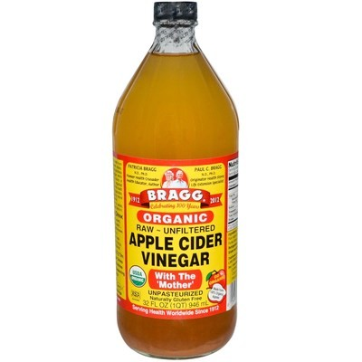 APPLE CIDER VINEGAR BRAGGS 946ML