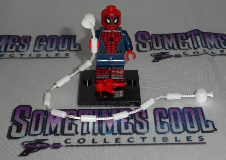 Mini Block Figure : Spider-Man