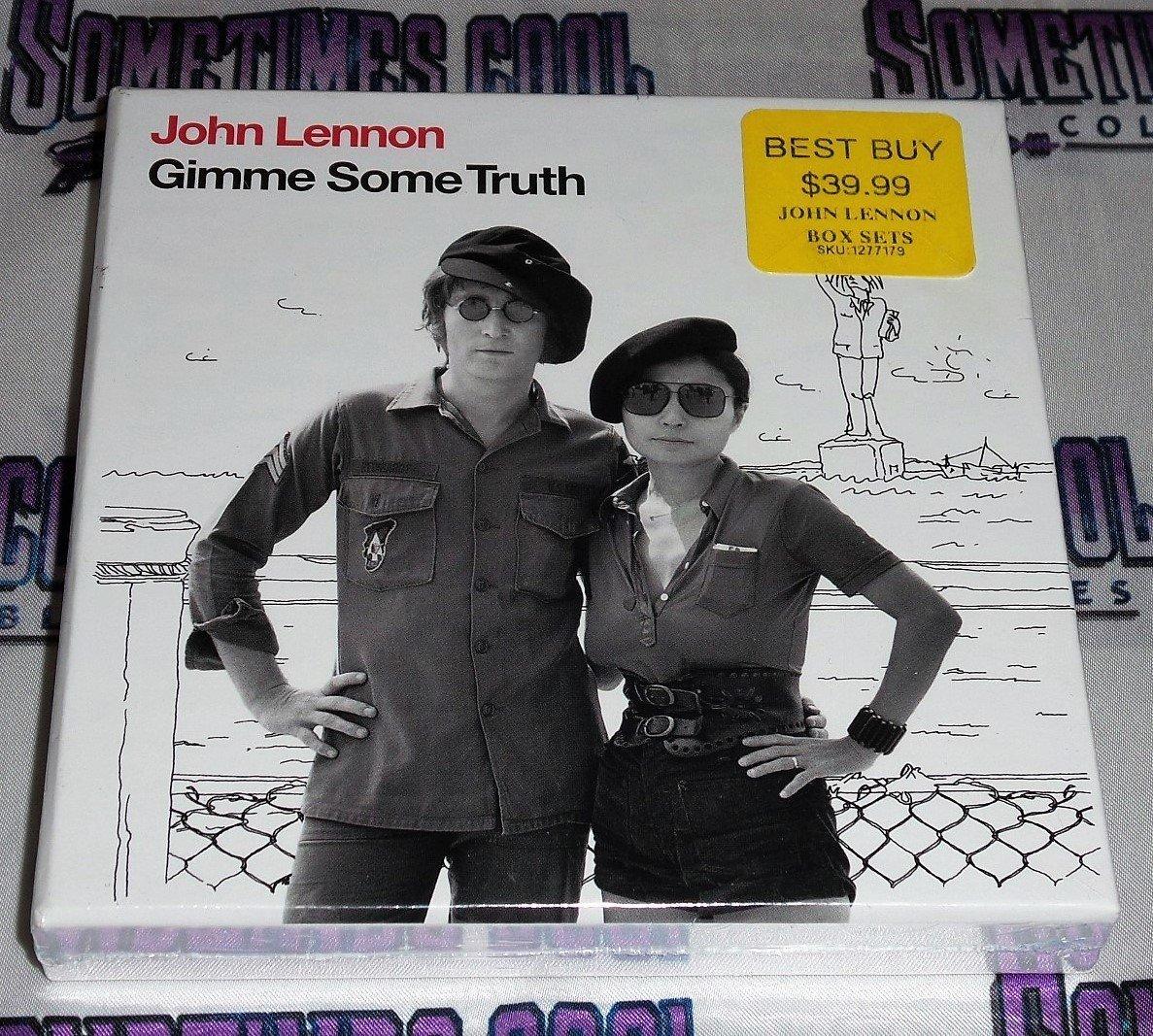 John Lennon Gimme Some Truth Box Set