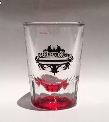 DMC Shot Glass (RED)