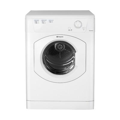 Hotpoint Aquarius TVHM 80C P 8kg Vented Tumble Dryer