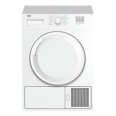 Beko DTGC8000W 8kg Load Condenser Tumble Dryer - White