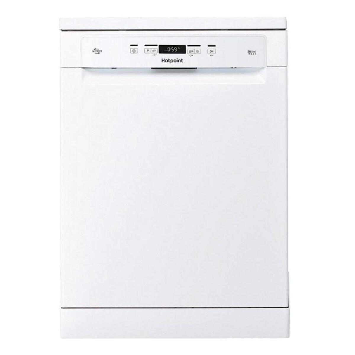 Hotpoint HFC3C26W 14 Place Setting Ecotech Dishwasher