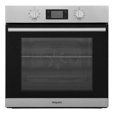 Hotpoint SA2540HIX 66L Built-In Electric Single Oven