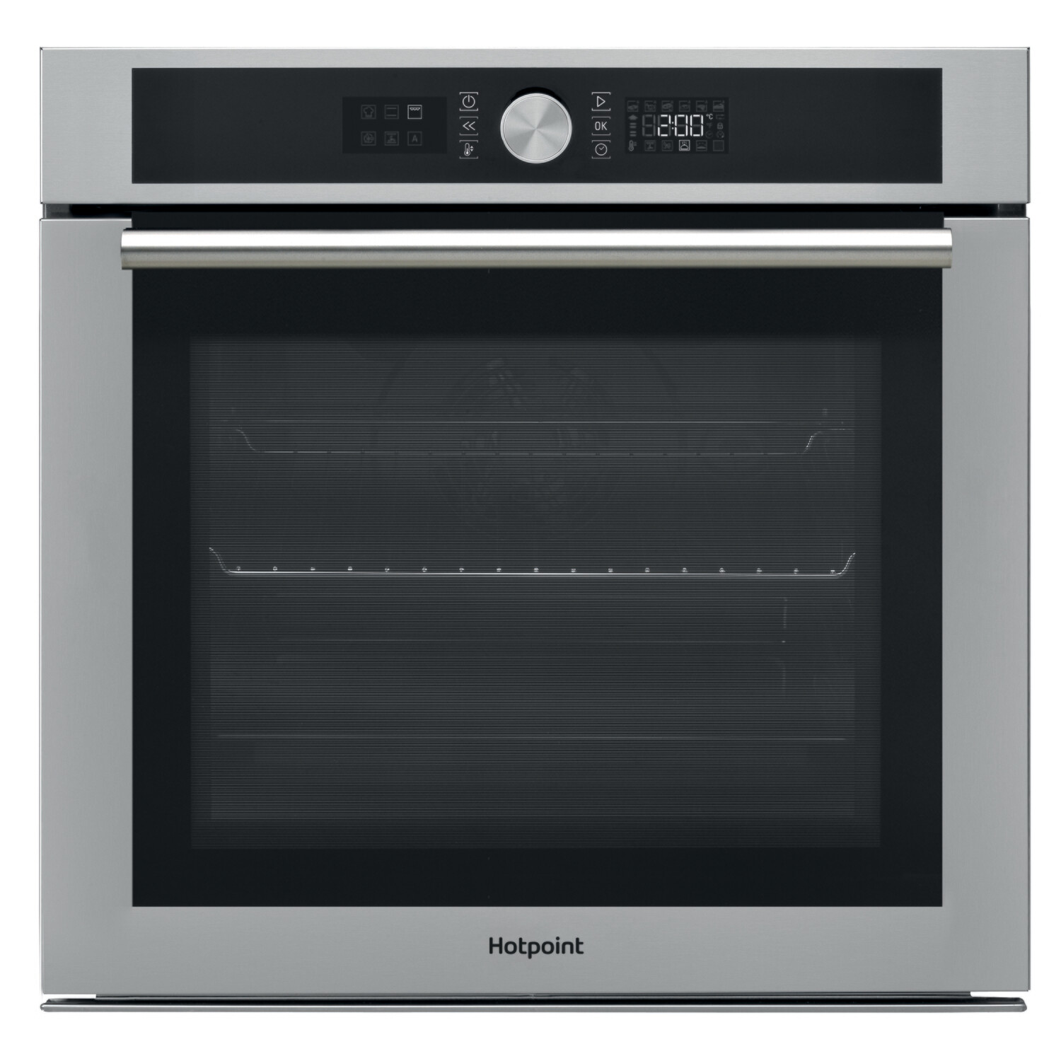 Hotpoint SI4854PIX 71L Built-In Electric Single Oven