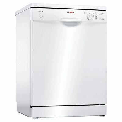 Bosch Serie 2 SMS24AW01G 12 Place Setting Dishwasher
