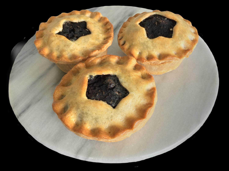 Gourmet Pork and Black Pudding - Unbaked Frozen Dozen