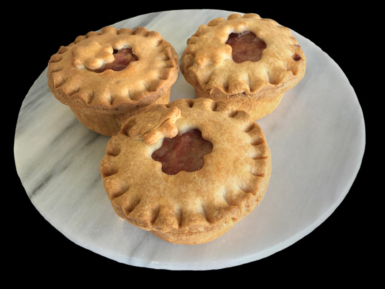 12 Gourmet Pork Ploughmans  - Unbaked Frozen