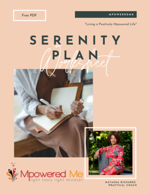 Serenity Plan