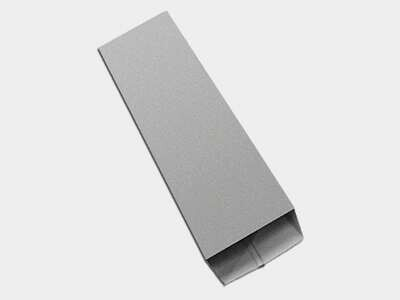 Plain Square Galvalume Downspout