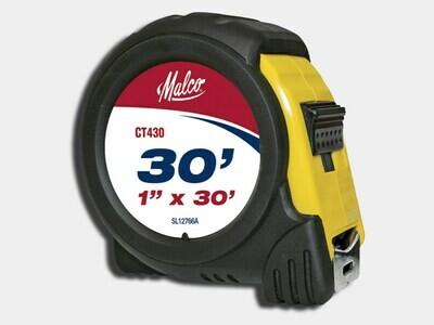 Malco 30' Tape Measure