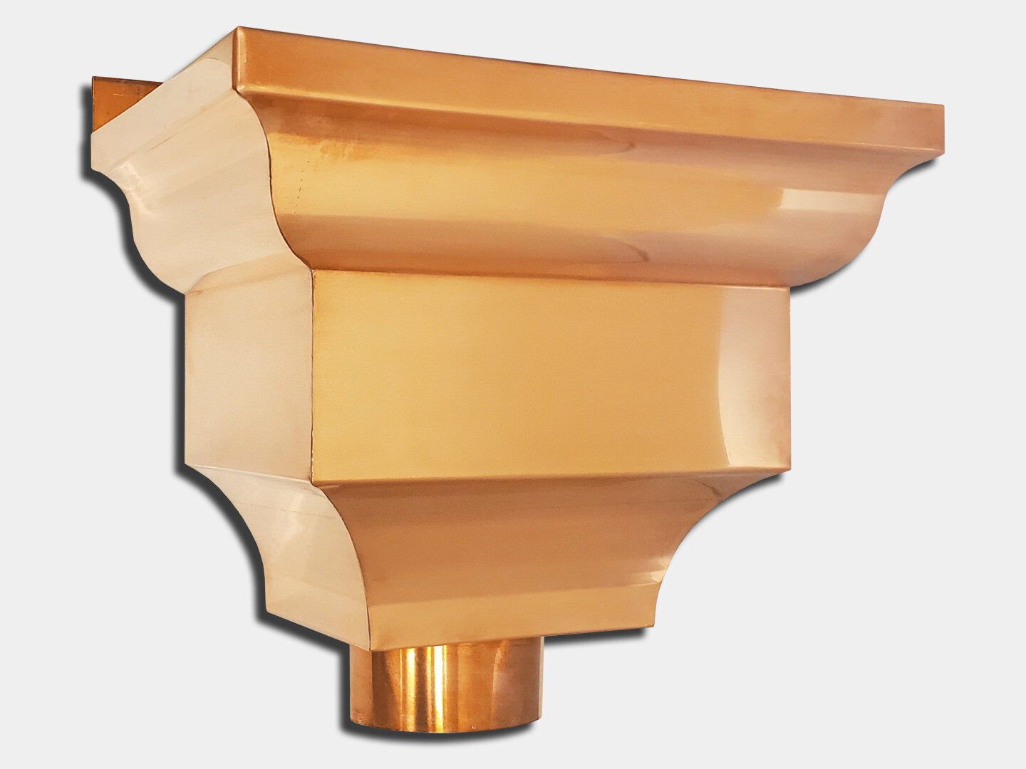 The Federal Conductor Head | Leader Head - Copper, Aluminum, Steel