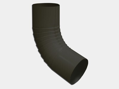 Plain Round Steel Elbow