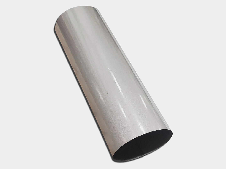 Plain Round Galvalume Downspout