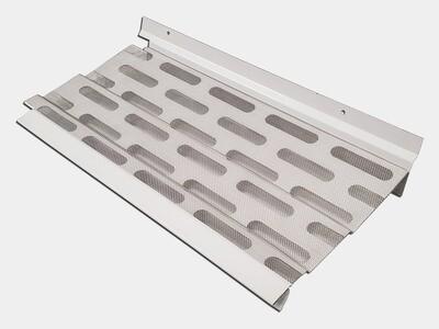 LeafBlaster Aluminum Gutter Screen