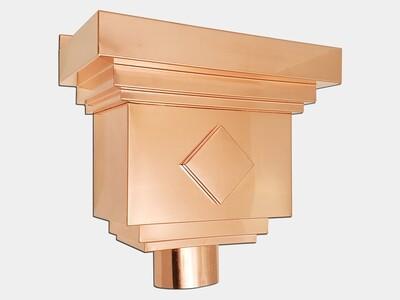 The Koeleveld Conductor Head | Leader Head | Copper Aluminum Steel