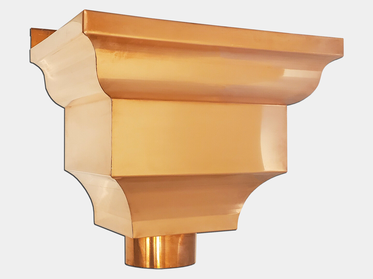 The Federal Conductor Head   Leader Head - Copper, Aluminum, Steel