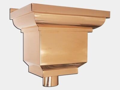 The Centurion Conductor Head   Leader Head - Copper, Aluminum, Steel