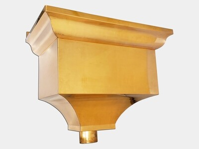 The Large Federal Conductor Head   Leader Head - Copper, Aluminum, Steel
