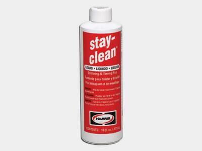 Stay-Clean Liquid Soldering Flux
