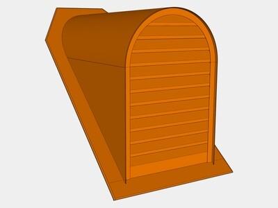 Barrel Dormer