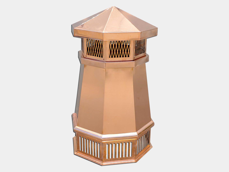 Lighthouse Chimney Pot