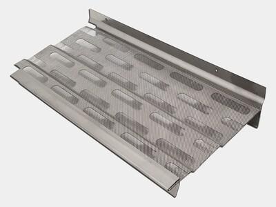 KM Stainless Steel Gutter Screen