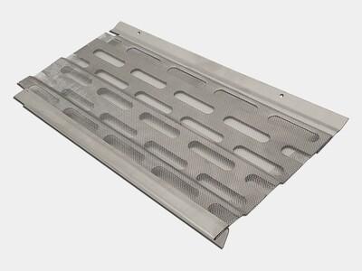 KM Under Roof Stainless Steel Gutter Screen