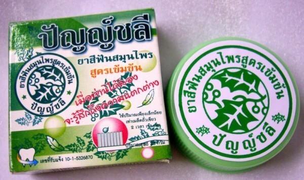 Зубная паста Punchalee 25 гр