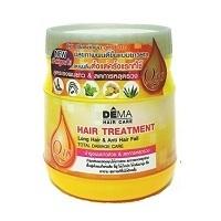 Маска для волос Genive DEMA восстанавливающая, активирующая рост и останавливающая выпадение 500 гр
