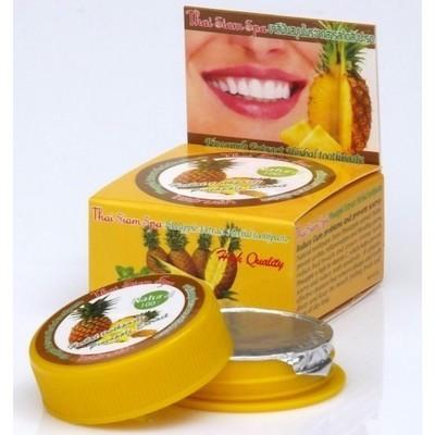 Зубная паста с экстрактом ананаса 25 гр