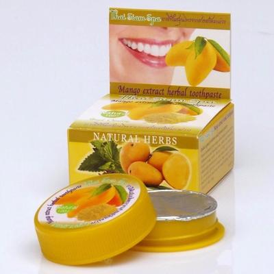 Зубная паста с экстрактом манго 25 гр