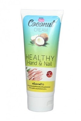 Крем с кокосом для рук и кутикулы