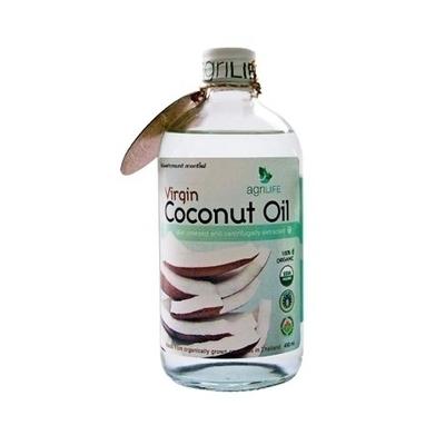Кокосовое масло AgriLife 450 мл