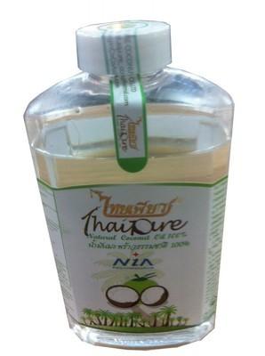 Кокосовое масло Thai Pure 1000 мл