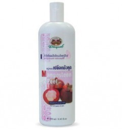 Жидкое мыло для лица и тела с мангостином