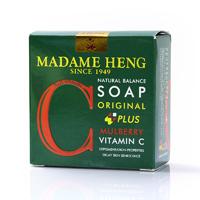 Мыло Madame Heng Витамин С + шелковица 150 гр