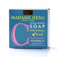 Мыло Madame Heng Витамин С + розмарин 150 гр