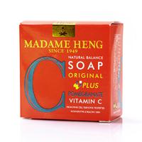 Мыло Madame Heng Витамин С +гранат 150 гр