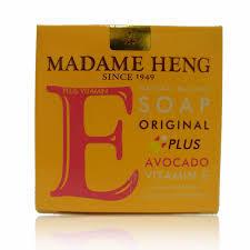 Мыло с авокадо Madame Heng
