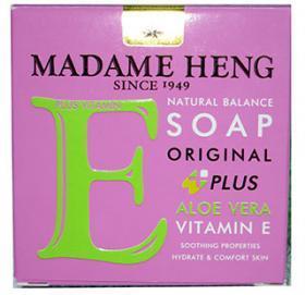 Мыло с алое вера Madame Heng