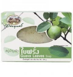 Мыло с листьями гуавы