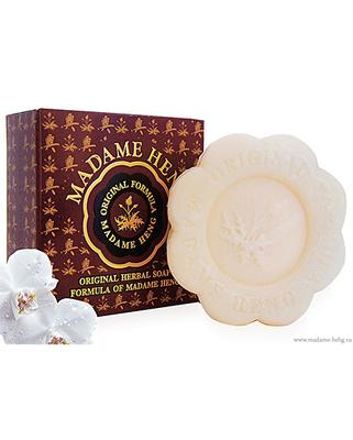 Натуральное мыло MADAME HENG на основе экстрактов целебных трав Оригинальная формула