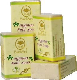 Натуральное мыло Нони 100 гр