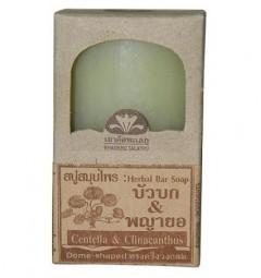 Натуральное мыло с экстрактом центеллы