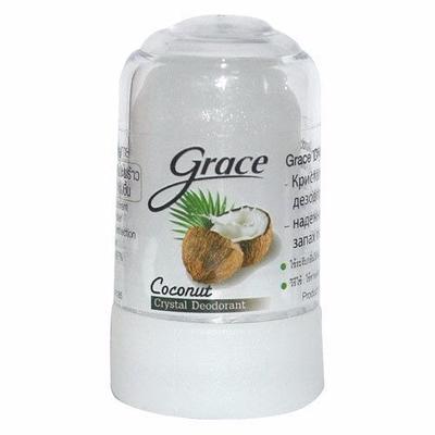 Дезодорант с кокосовым маслом