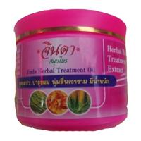 Лечебная маска против ломкости и сечения волос Jinda 400 мл